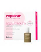 Repavar Aceite Puro Rosa Mosqueta 15ml + REGALO Crema 50ml
