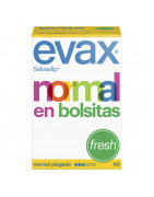 Evax Salvaslip Fresh Normal Bolsitas 40 uds