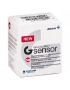 Glucocard G Sensor Tiras Reactivas 50 unidades