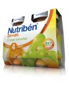 Nutriben Zumo de Frutas Variadas 2x130ml