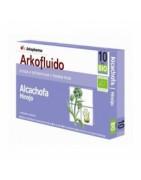 Arkofluidos Alcachofa e Hinojo 10 Ampollas