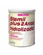 Leche Blemil Plus 2 Arroz Hidrolizado 400 g