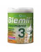 Blemil Plus 3 Crecimiento con Cereales 800g