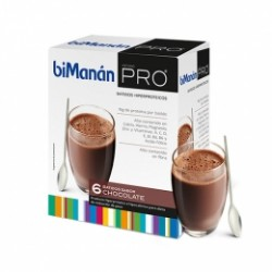 Bimanan Pro Batido Chocolate 6 Sobres