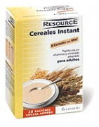 Resource Cereal Instant 8 Cereales Miel 600g