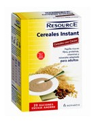 Resource Cereal Instant Cereales Cacao 600g