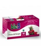 Bie3 Frutas del Bosque 25 Bolsitas