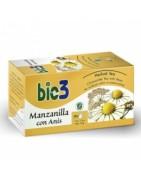 Bio3 Manzanilla con Anís 25 Bolsitas
