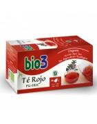 Bie3 Té Rojo Pu-Erh 25 Bolsitas