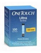 Tiras Reactivas One Touch Ultra 100uds