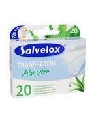 Salvelox Apósito Transparente con Aloe Vera 20 unidades