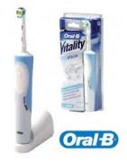 Oral B Cepillo Eléctrico Vitality Pro White