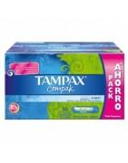Tampax Compak Súper Pack Ahorro 36ud