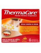 Thermacare Cuello y Hombro 6 Parches