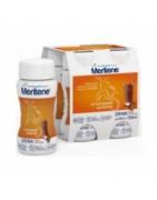 Meritene Activ Pack 4 Botellas 125ml Chocolate