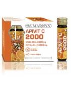 Marnys Apivit C Plus 2000mg 20 Ampollas