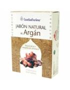 Intersa Jabón de Argán Pastilla de 100g