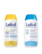 Ladival Gel-Crema SPF50 200ml + AfterSun-200ml