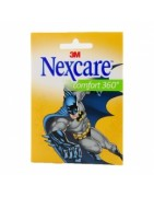 Tiritas Infantil Nexcare Batman 14uds