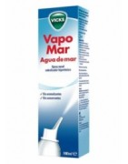 Vicks VapoMar Agua de Mar Higiene Nasal 100ml