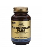 Vision Guard Plus Solgar 60 Cápsulas Vegetales