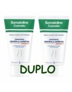 Somatoline Duplo Vientre y Caderas Express 2x150ml