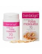 Bardagyn Aceite Rosa Msoqueta 70 Cápsulas Twist-Off