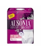Ausonia Discreet Pants Plus Talla Mediana 9uds