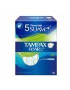 Tampax Pearl Súper 18ud