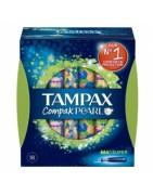 Tampax Compak Pearl Súper 18uds