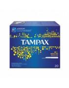 Tampax Clásico Regular 20uds