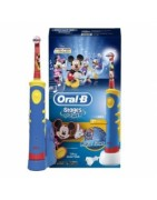 Cepillo Eléctrico Oral B Stages Power Mickey Mouse