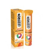 Leotron Vitamina C 18 Comprimidos