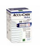Accu-Chek Aviva 10 Tiras
