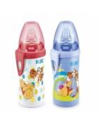 Active Cup Disney Nuk Boquilla de Silicona 300ml