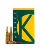Kamirel Ampollas Anticaída del Cabello 16 uds