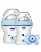 Chicco Set Regalo Natural Feeling Azul