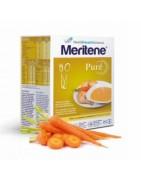 Puré de Pollo con Patatas y Zanahorias de Meritene 6 nsobres