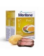 Puré de Ternera con Patatas y Verduras de Meritene 6 sobres
