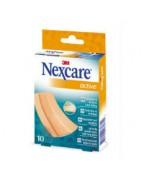 Nexcare Active Strips 5 Tiras 10x6cm