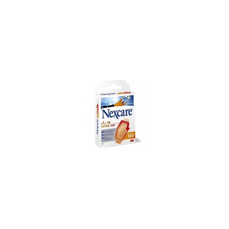 Nexcare Active 360 10uds