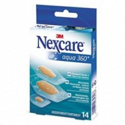 Nexcare Aqua Mixto 14 Uds