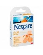 Nexcare Active Tiritas Surtidas 20uds