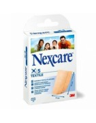 Nexcare Textile 5 Tiritas 10x6cm