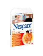 Nexcare Parches de Calor 9,5x13cm 2uds