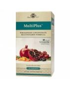 Multiplus Vision Solgar 90 Comprimidos