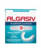 Algasiv Almohadillas Dentadura Inferior 18 uds