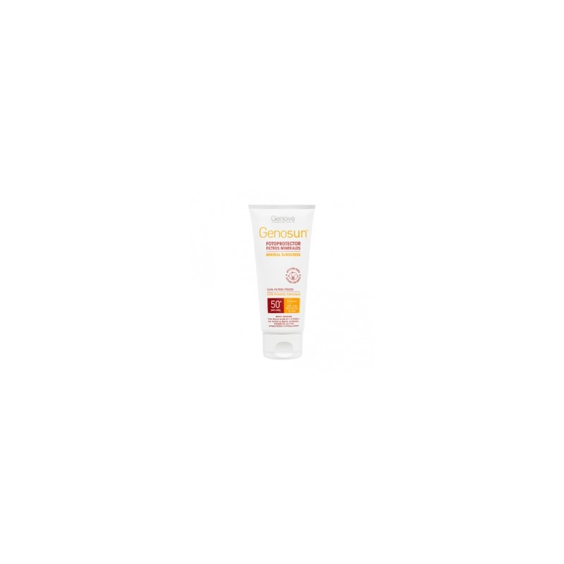 Genosun Protector Solar Mineral SPF50 100ml