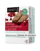 Siken Form Galletas con Arándanos y Granada 4uds