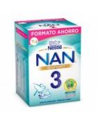 Nestle NAN 3 Optipro Formato Ahorro 1000g
